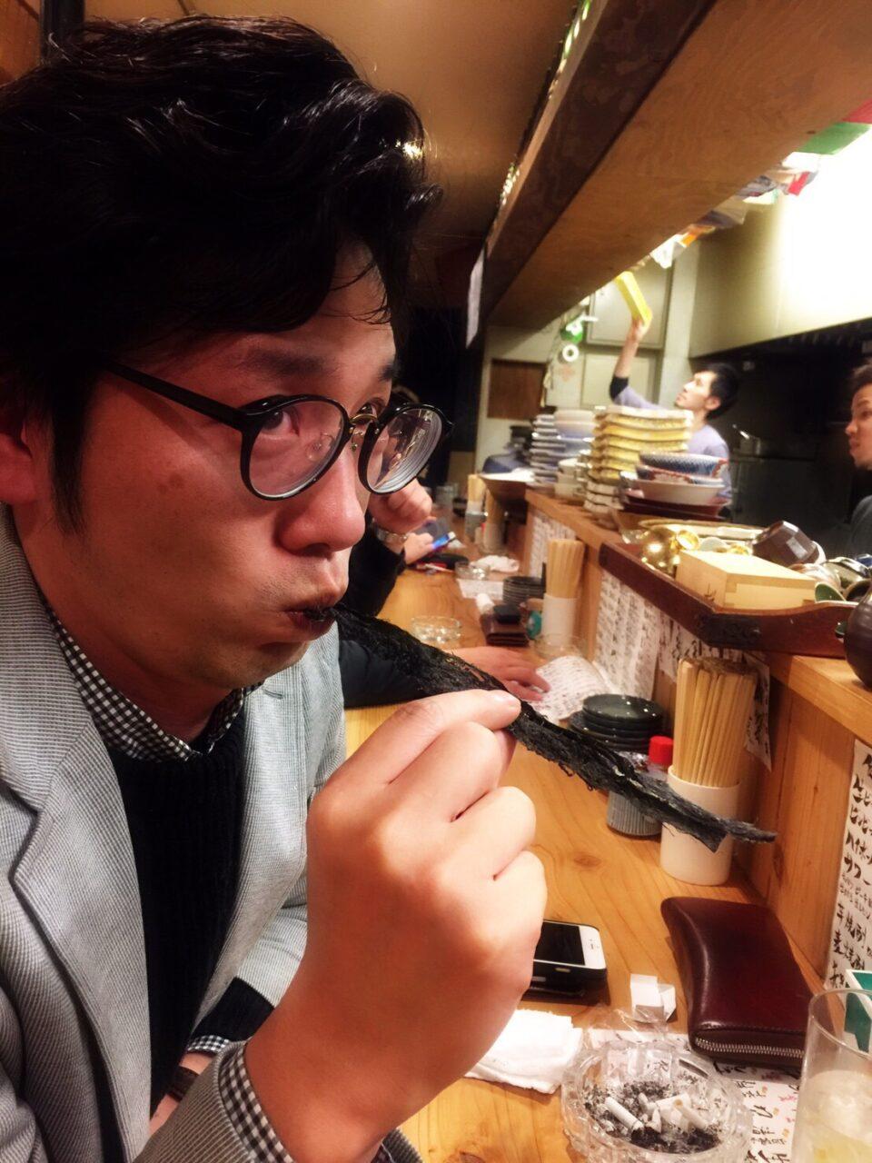 【食べ物紹介】すごいぞ!うまいぞ!十六島海苔(うっぷるいのり)!